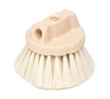 Rubbermaid FG9B3900YEL Wash Brush Round Block