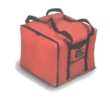 Rubbermaid FG9F3800RED PROSERVE 17
