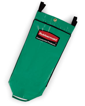 Rubbermaid FG9T9300GRN 34 Gallon Recycling Bag with Universal Recycling Symbol