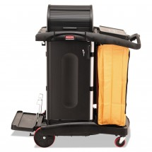 Rubbermaid High-Security Healthcare Cleaning Cart
