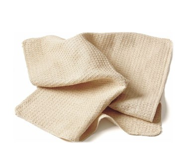 Chef Revival 700WT Natural Waffle-Weave Bar Towel 18