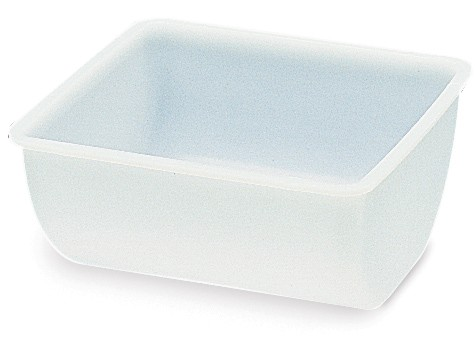 San Jamar B432 One Qt. Garnish Tray Insert