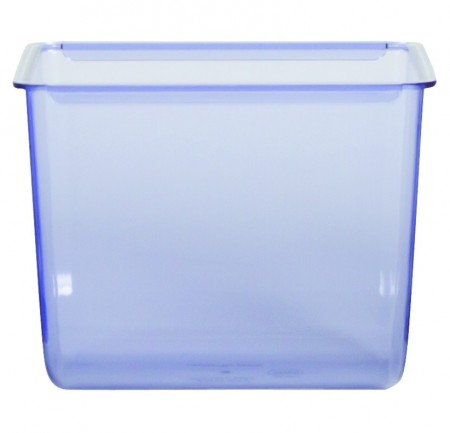 San Jamar BD104 The Dome Replacement Deep Tray 2 Qt. - 6/pack