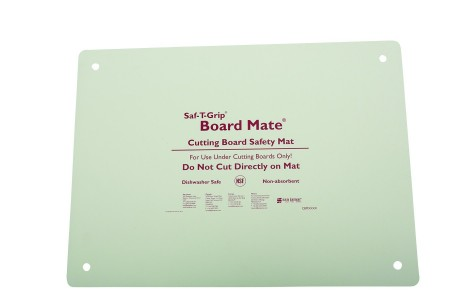 "San Jamar CBM1318 Saf-T-Grip Board Mate Cutting Board Mat 13"" x 18"""