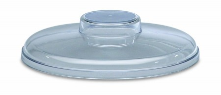 San Jamar CI7016H Clear Chill-It Crock
