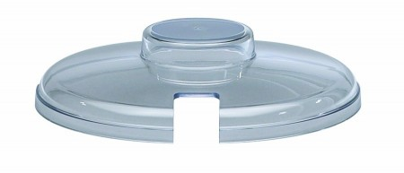 San Jamar CI7016NL Clear Chill-It Crock Lid