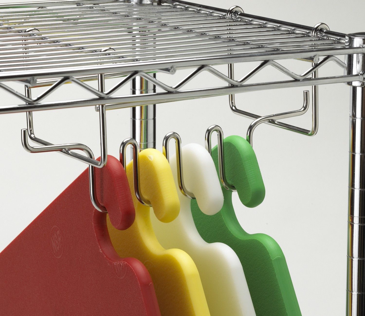 San Jamar CNCRK Cut-N-CarryCutting Board Hanging Rack