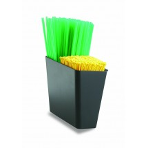 San Jamar L1035 Stir Stick / Straw Caddy