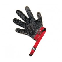 San Jamar MGA515L Large Steel Mesh No-Cut Gloves