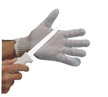 San Jamar PBS301-M Medium Butcher No-Cut Gloves