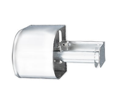 San Jamar R1500WH Chrome Covered Reserve Standard Bath Tissue
