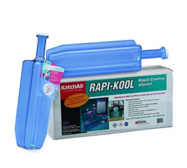San Jamar RCU642 Two Pack Rapi-Kool 64 Oz. Cold Paddles