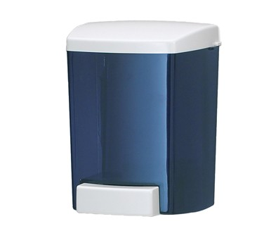 San Jamar SF46TBL Arctic Blue Soap Dispenser