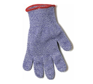 San Jamar SG10-BL-M Medium Blue Spectra No-Cut Gloves