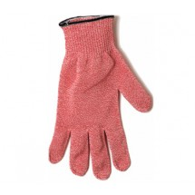 San Jamar SG10-RD-M Medium Red Spectra No-Cut Gloves