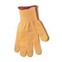 San Jamar SG10-Y-M Medium Yellow Spectra No-Cut Gloves
