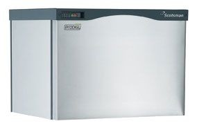Scotsman C0330MW-1 400 Lb. Medium Cube Style Water-Cooled Ice Machine