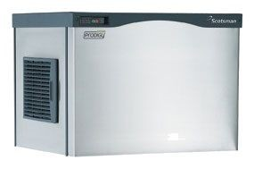 Scotsman C0630SA-32 776 Lb. Prodigy Small Cube Style Air-Cooled Ice Machine