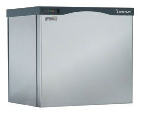 Scotsman C1030MW-32 1009 Lb. Prodigy Medium Cube Style Water-Cooled Ice Machine