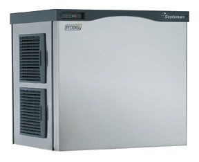 Scotsman C1030SA-32 1077 Lb. Prodigy Small Cube Style Air-Cooled Ice Machine