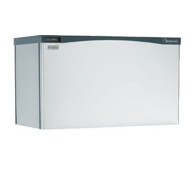 Scotsman C1448MW-32 1444 Lb. Prodigy Medium Cube Style Water-Cooled Ice Machine