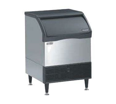 Scotsman CU1526MA-1 150 Lb. Undercounter Ice Machine With Bin