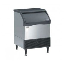 Scotsman CU2026SW-1 240 Lb. Small Cube Ice Machine With Bin, Water-Cooled