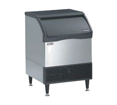 Scotsman CU3030SA-32 250 Lb. Small Cube Ice Machine With Bin