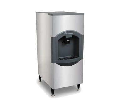Scotsman HD22B-1 Hotel Ice Dispenser with 120 Lb. Capacity