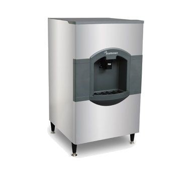 Scotsman HD30B-1  Hotel Ice Dispenser with 180 Lb. Capacity