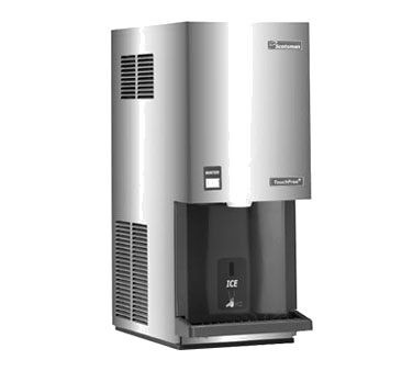 Scotsman MDT4F12A-1 453 Lb. Touchfree Flake Style Ice Machine / Dispenser