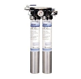 Scotsman SSM2-P Double System Water Filter Assembly for Ice Makers