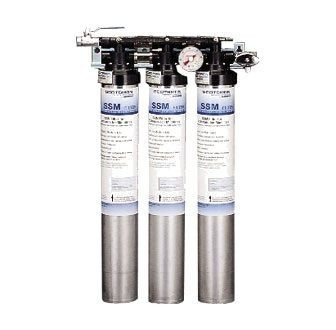 Scotsman SSM3-P Triple System Water Filter Assembly for Ice Makers
