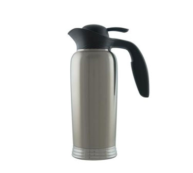 Service Ideas 10-00011-000 Stanley Ergo-Serve Vacuum Creamer with Content Indicator 33.8 oz.