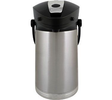 Service Ideas 10-00180-008 Airpot With Vacuum Insulation and Lever Lid, 2.2 Liter