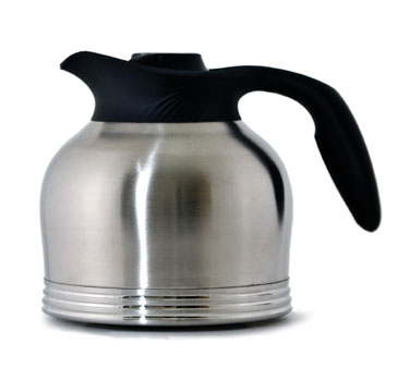 Service Ideas 10-00183-000 Brew-In Carafe With Vacuum Insulation, 64 oz.