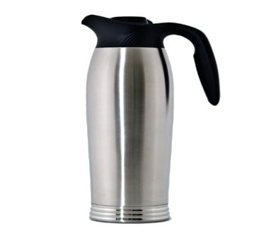 Service Ideas 10-00185-000 ErgoServ High Profile Brew-In Carafe, 64 oz.