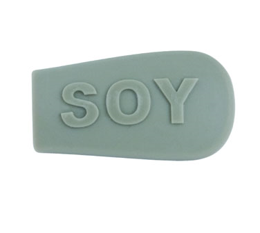 Service Ideas 10-00209-004 Stanley Commercial Content Indicator Sock - SOY: Beige