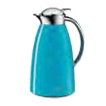 Service Ideas 3521253100 Alfi Gusto Aquamarine Screw Top Thermal Coffee Server, 1 Liter
