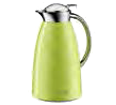 Service Ideas 3521278100 Alfi Gusto Apple Green Screw Top Thermal Coffee Server, 1 Liter