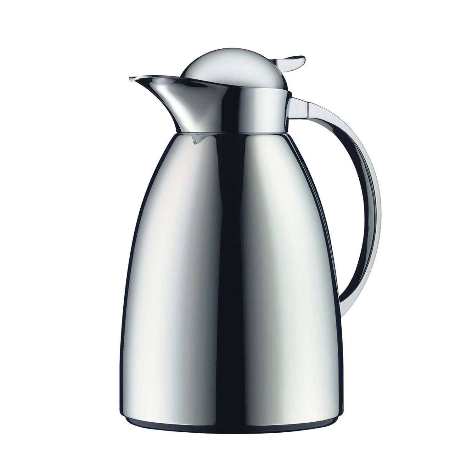 Service Ideas 767000100 Alfi Albergo Stainless Server, 1 Liter