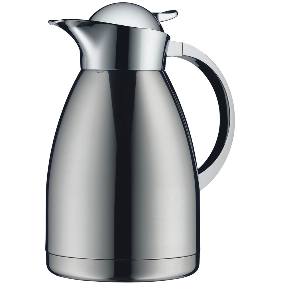 Service Ideas 767000150 Alfi Albergo Stainless Server, 1.5 Liter