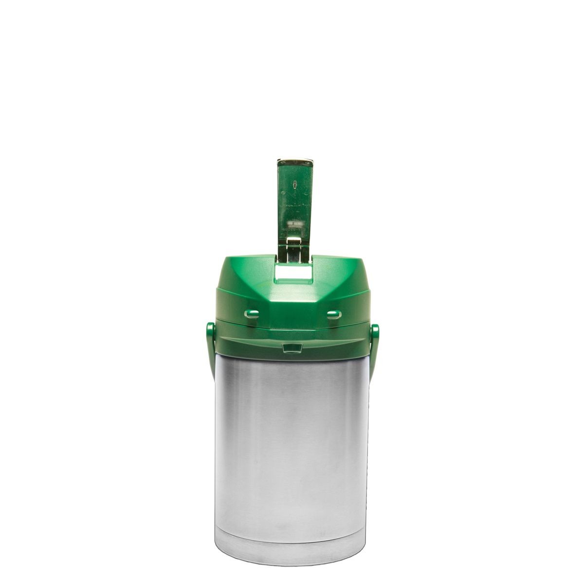Service Ideas CTAL22GRN Green Top Stainless Steel Lined Color Me SVAC Airpot, 2.2 Liter
