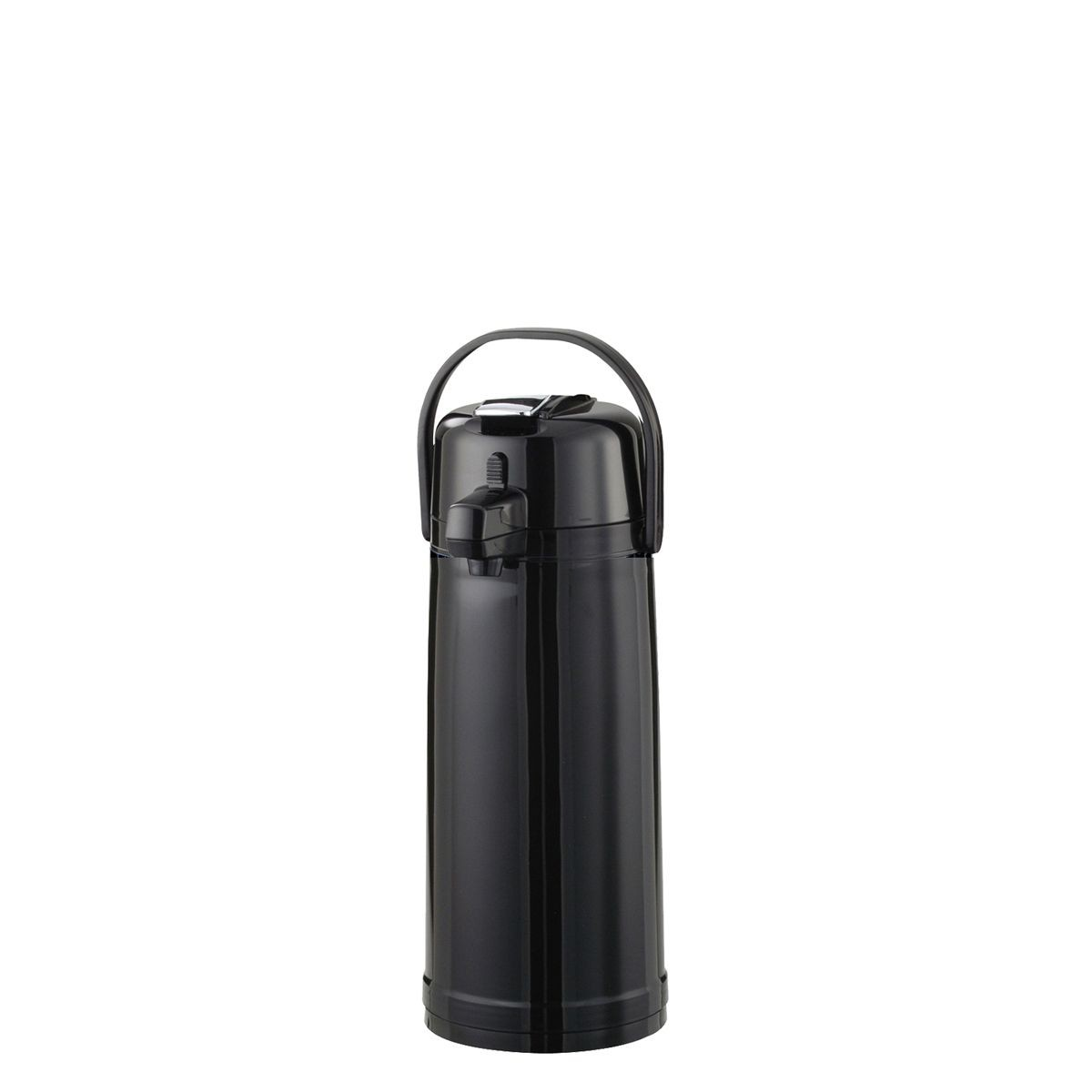 Service Ideas ECAL22PBLK Eco-Air Airpot with Interchangeable Lever Lid, 2.2 Liter