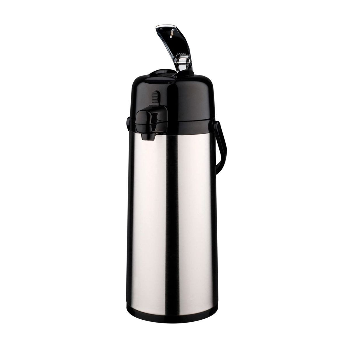 Service Ideas ECAL22S Eco Air Smooth Lever Lid Airpot, 2.2 Liter