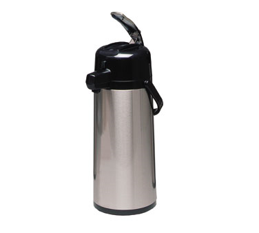 Service Ideas ECALS22SS Eco Air Airpot with Liner, 2.4 Liter