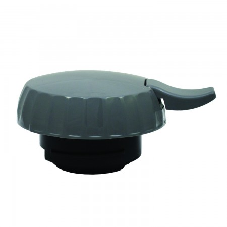 Service Ideas ECLSLG Eco-Serv Slate Gray Replacement Lid for ECO6 and ECO13