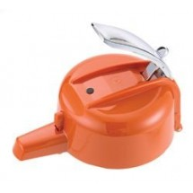 Service Ideas ELLOR Orange Lever Lid for Eco-Air