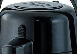 Service Ideas EPL22BL Replacement Pump Lid for Eco-Air and SECA-Air