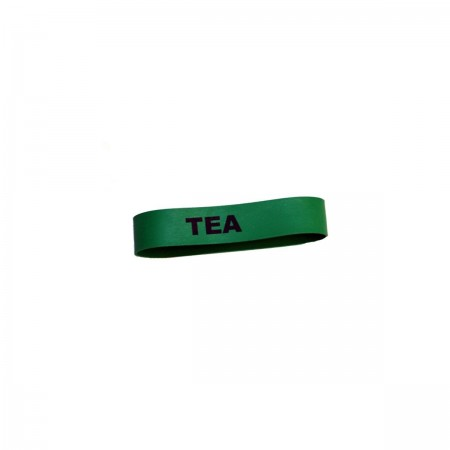 "Service Ideas FBTEA Flavorband Label ""Tea"""